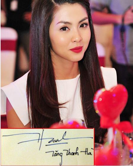 Người mẫu, diễn viên Tăng Thanh Hà
