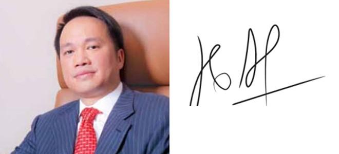 Ông Hồ Hùng Anh – Chủ tịch Ngân hàng Techcombank kiêm Phó Chủ tịch Masan Group