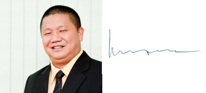 Ông Lê Phước Vũ – Chủ tịch tập đoàn Hoa Sen Group