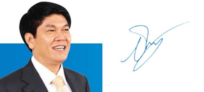 Ông Trần Đình Long – Chủ tịch của Tập đoàn Hòa Phát