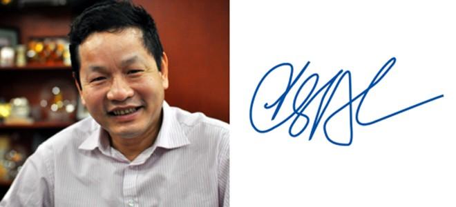 Ông Trương Gia Bình – Chủ tịch FPT