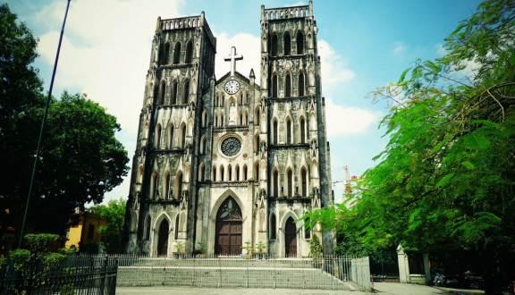 địa điểm du lịch hà nội nhà thờ lớn