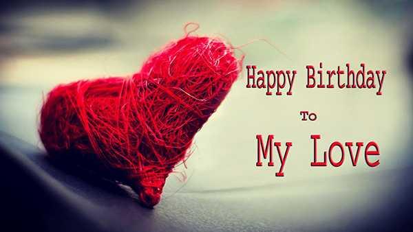 chúc mừng sinh nhật người yêu