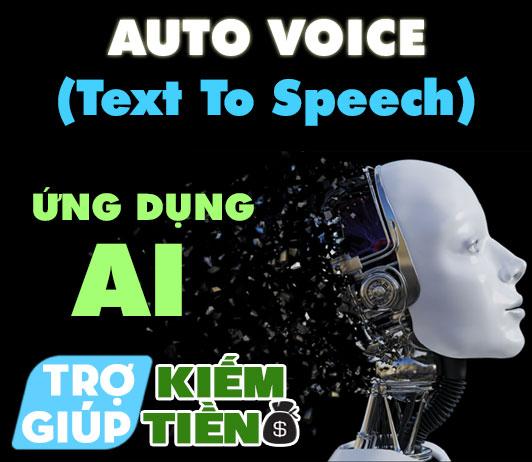 Phần mềm chuyển văn bản thành giọng nói