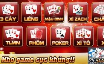 Nhanh tay tải game đánh bài mậu binh đổi thưởng nhận nhiều phần thưởng lớn