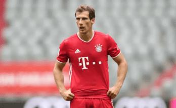 Bayern Munich đã đưa Leon Goretzka vươn tầm đẳng cấp thế giới ở vị trí tiền vệ Box to Box