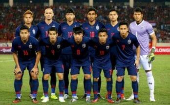 Đội tuyển bóng đá đất nước Thái Lan - Sức mạnh của voi chiến